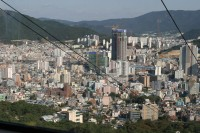 Highlight for Album: Busan Cable Car to Geumjeongsan