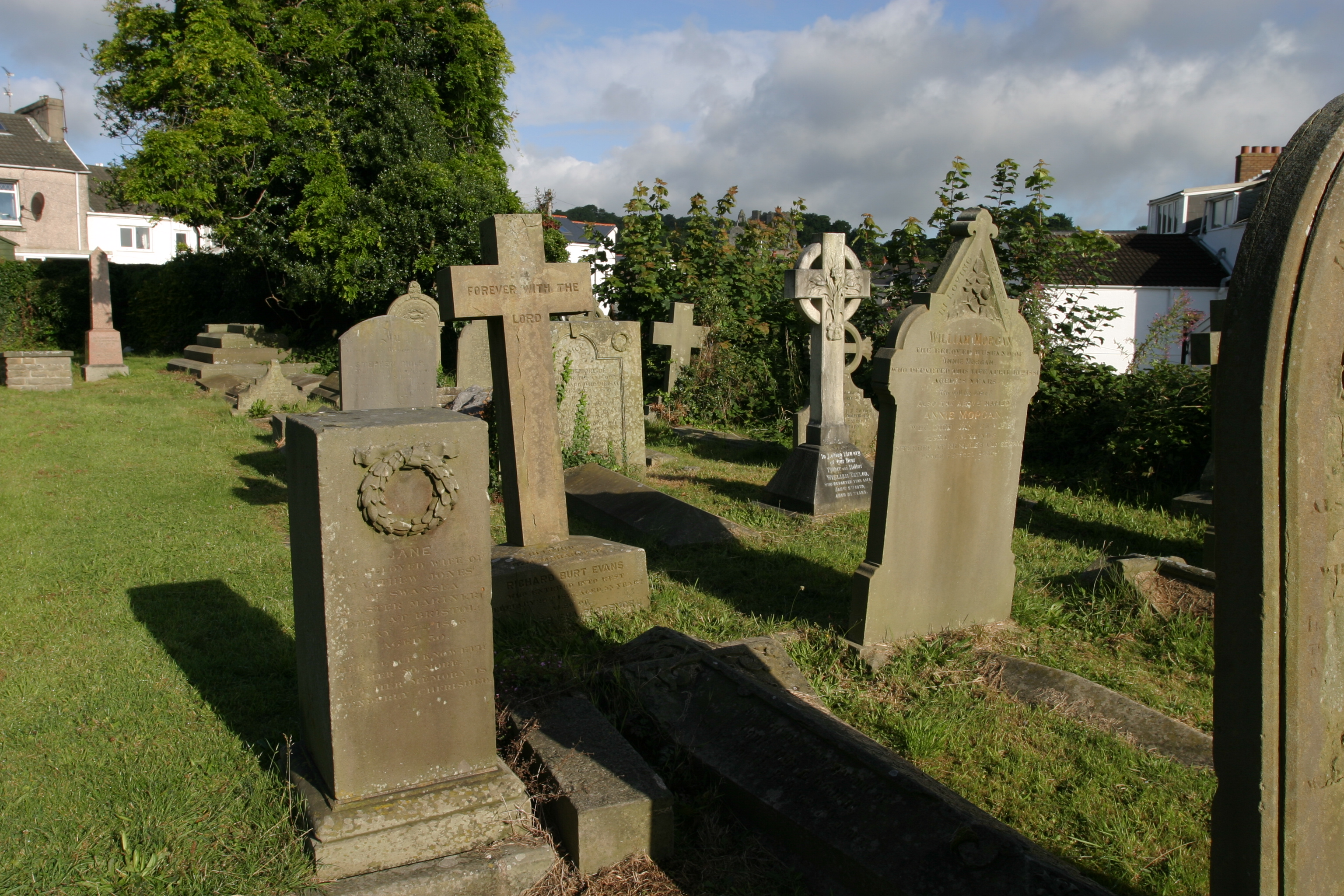 Graveyard, All Saints' Church