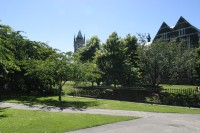 Highlight for Album: Otago University, New Zealand
