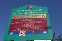 Highlight for Album: Oystermouth Castle