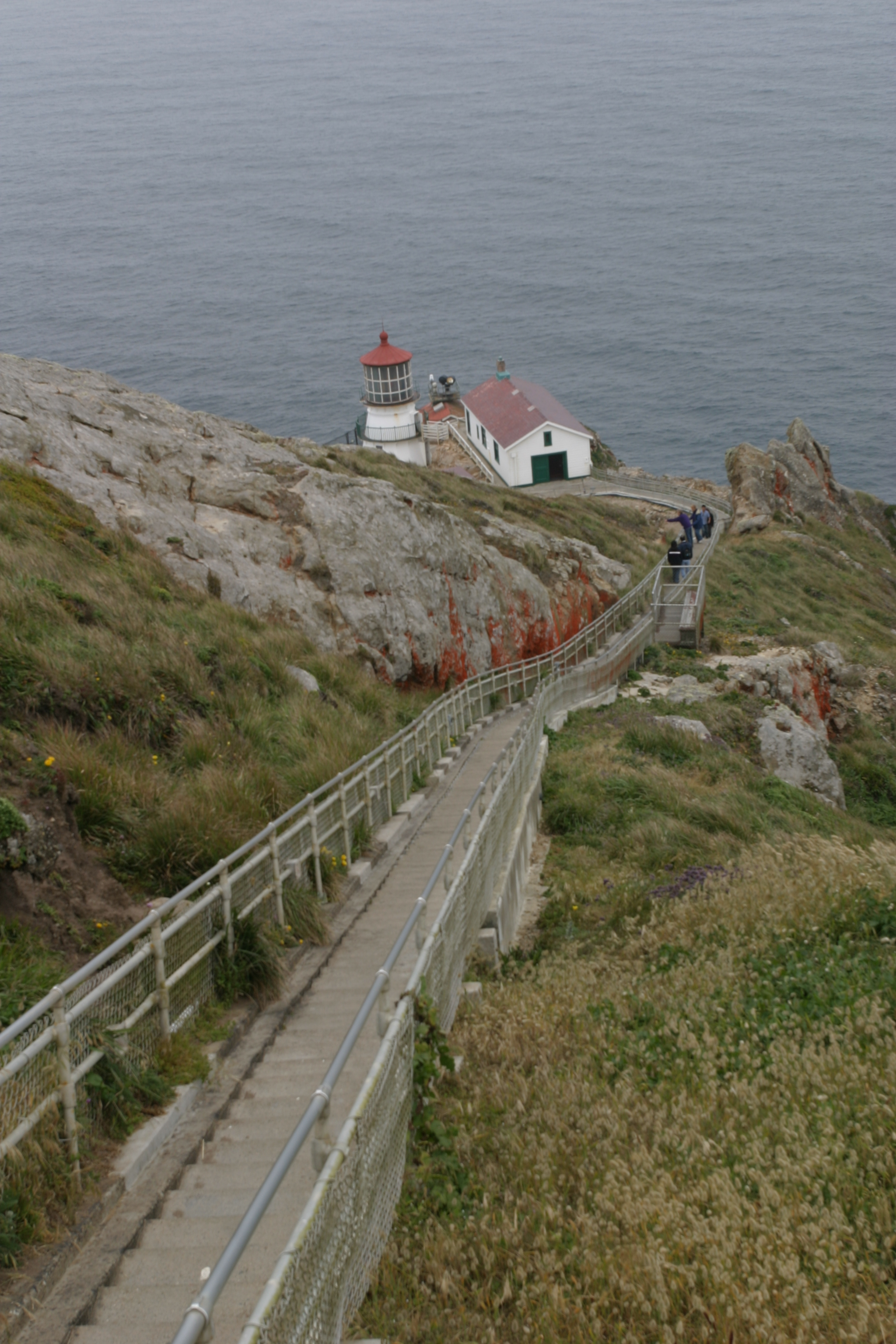 lighthouse from topmost