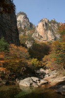 Highlight for Album: Seoraksan Valley Hike